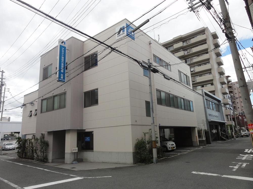 大阪府 事務所ビル 外壁防水改修工事
