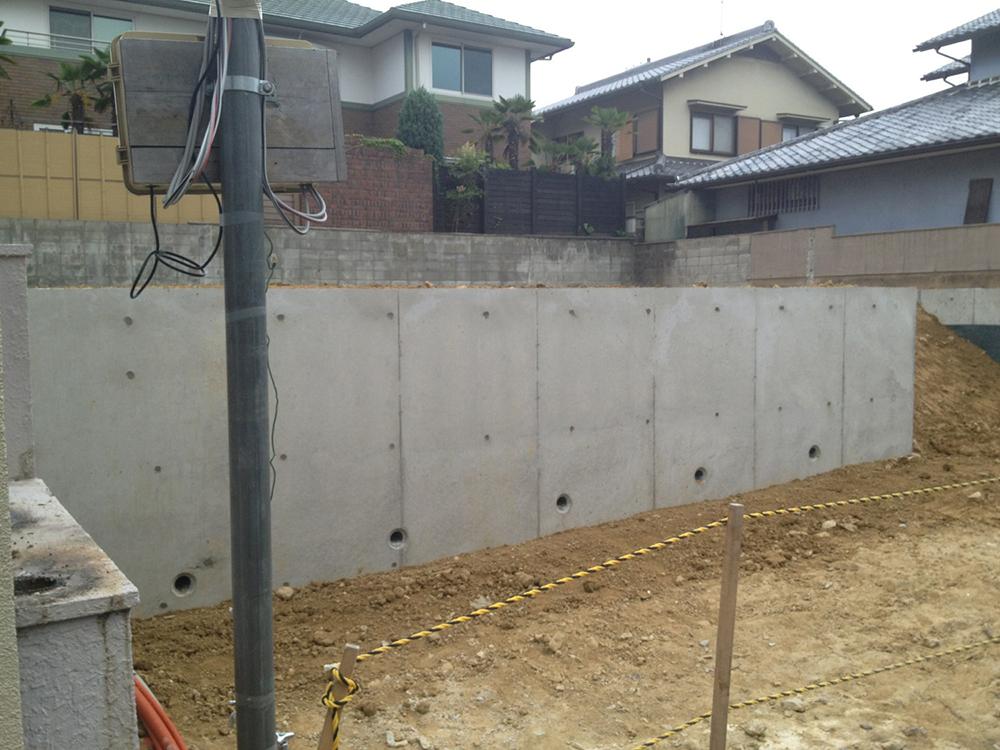 大阪府 造成工事