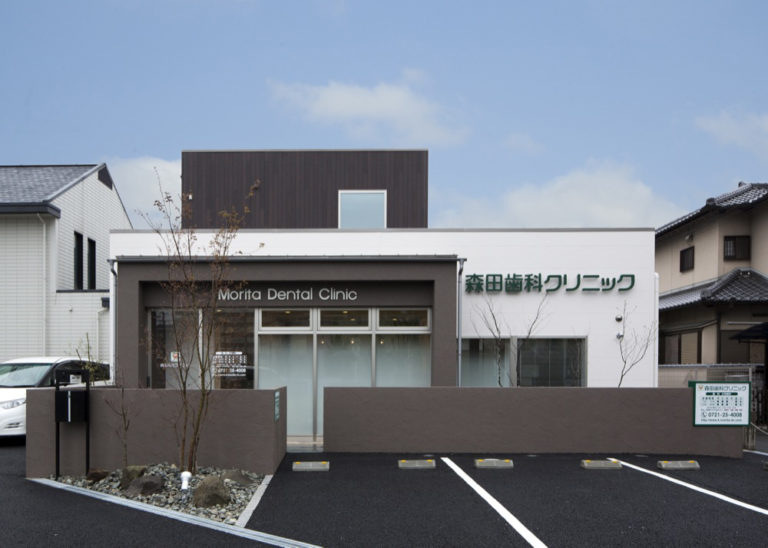 大阪府 歯科医院 新築工事