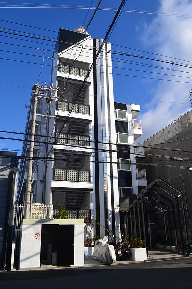 大阪府 マンション 一棟イメージアップ工事