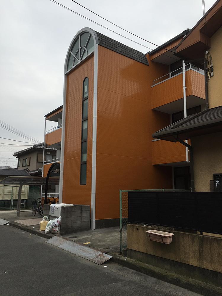大阪府 マンション外装改修工事