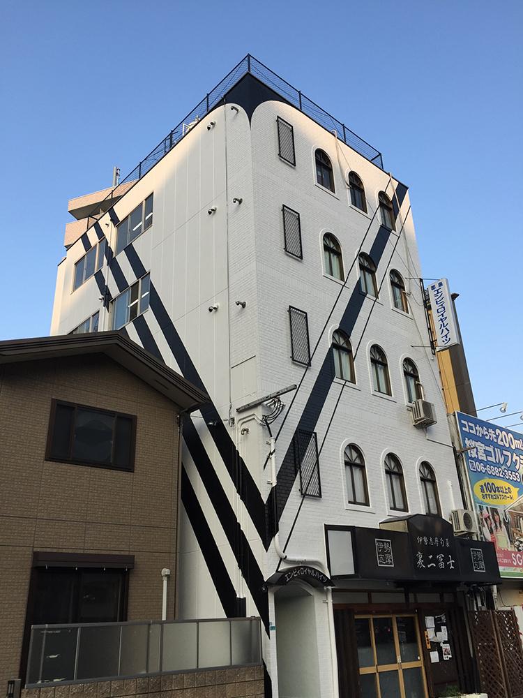 大阪府 マンションイメージアップ工事