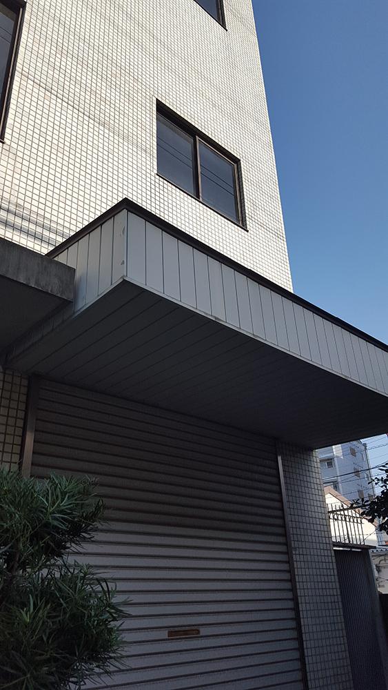 大阪府 専門学校 外壁改修工事