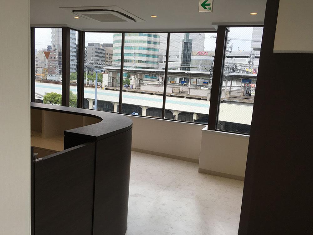 大阪府 医療ビル 新装工事