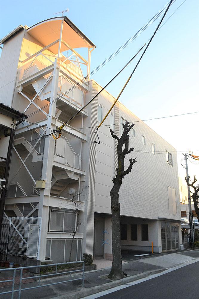 大阪府 クリニック 新装工事