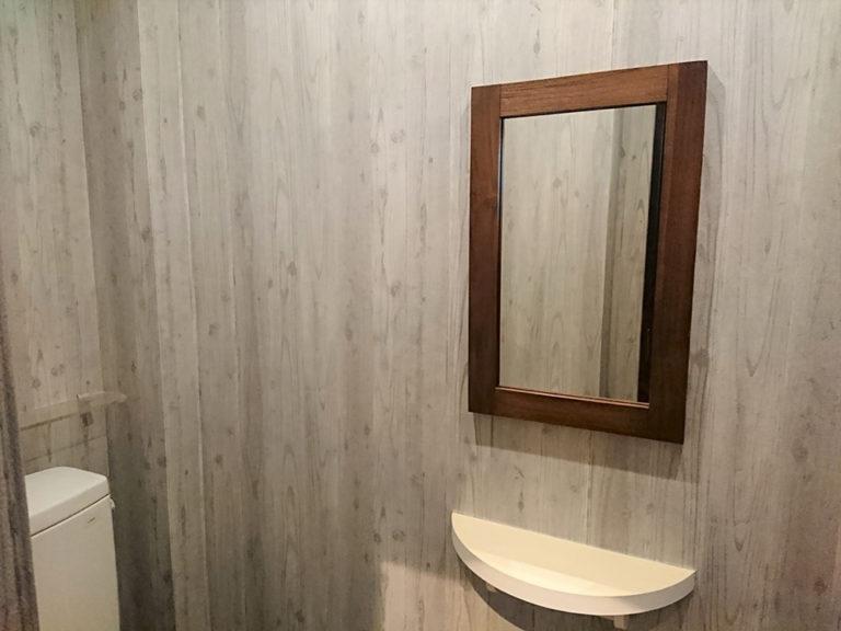 大阪府 美容院 新装工事