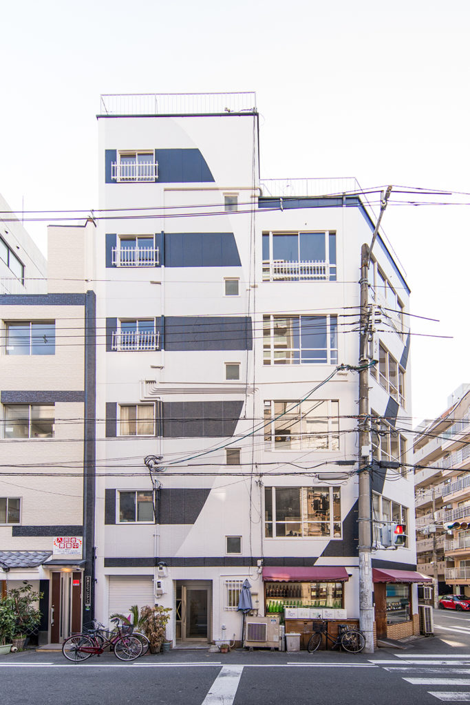 大阪府 マンション 新装工事