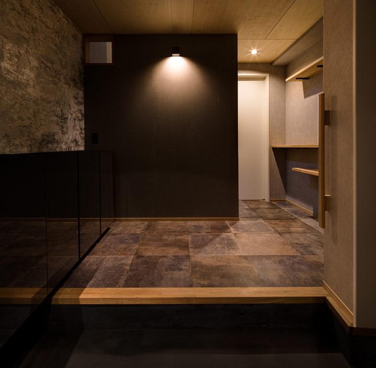 大阪府 二世帯新築住宅